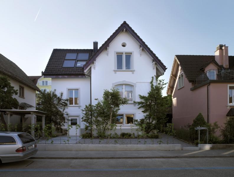 Weitere projekte werk1 architekten und planer ag for Holzkubus haus